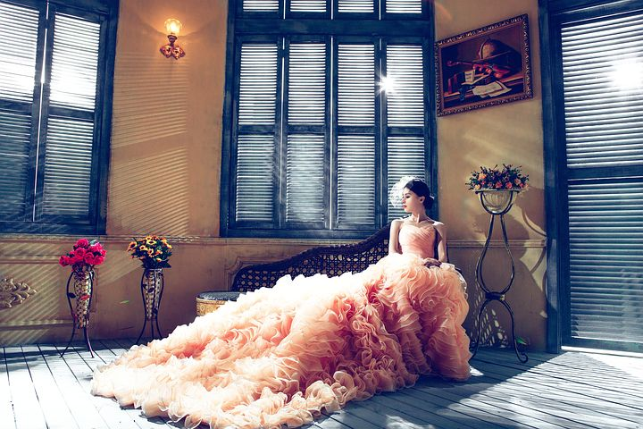 Kleid Planungen für DIE Hochzeit