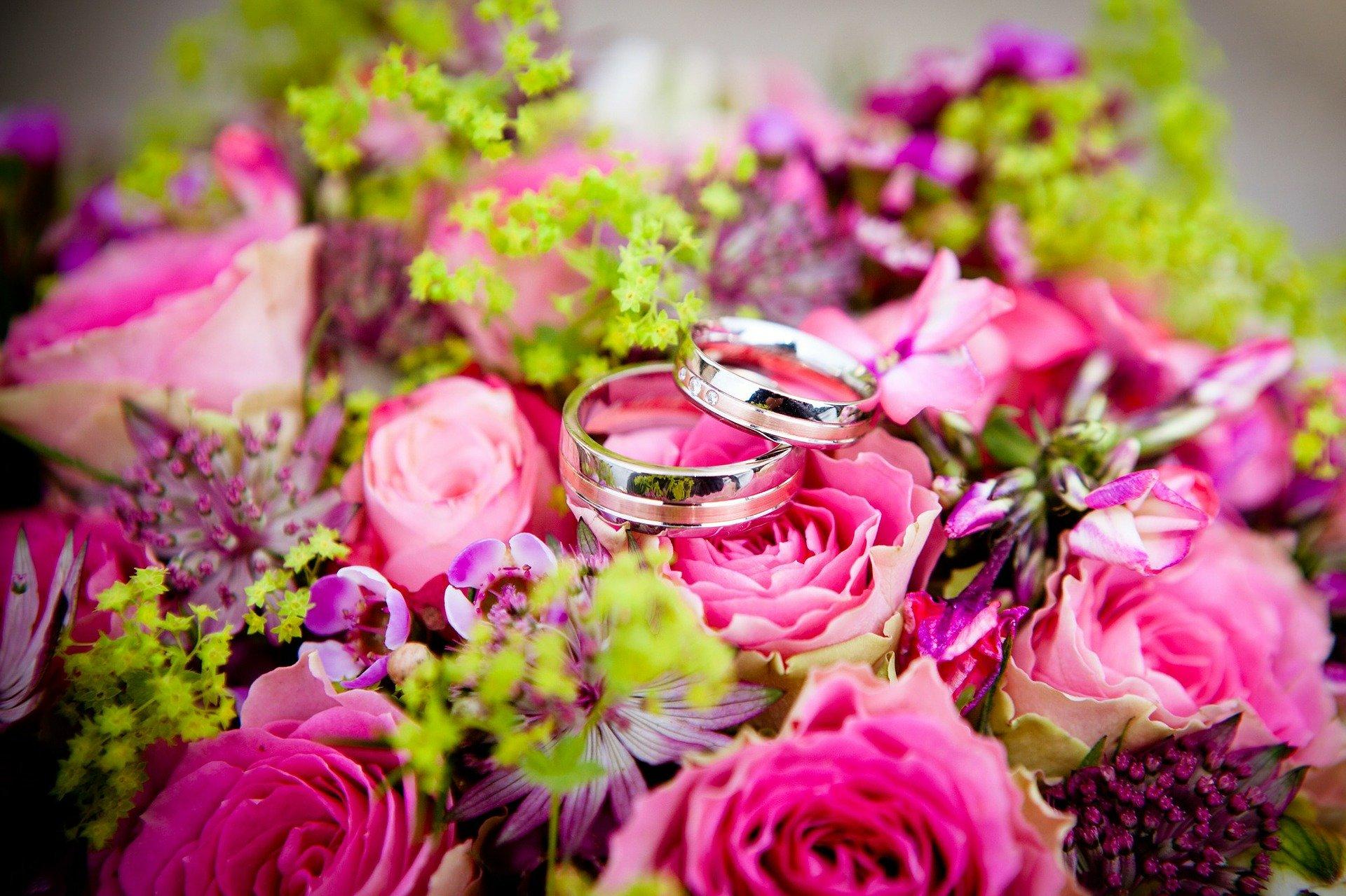 Planungen für DIE Hochzeit